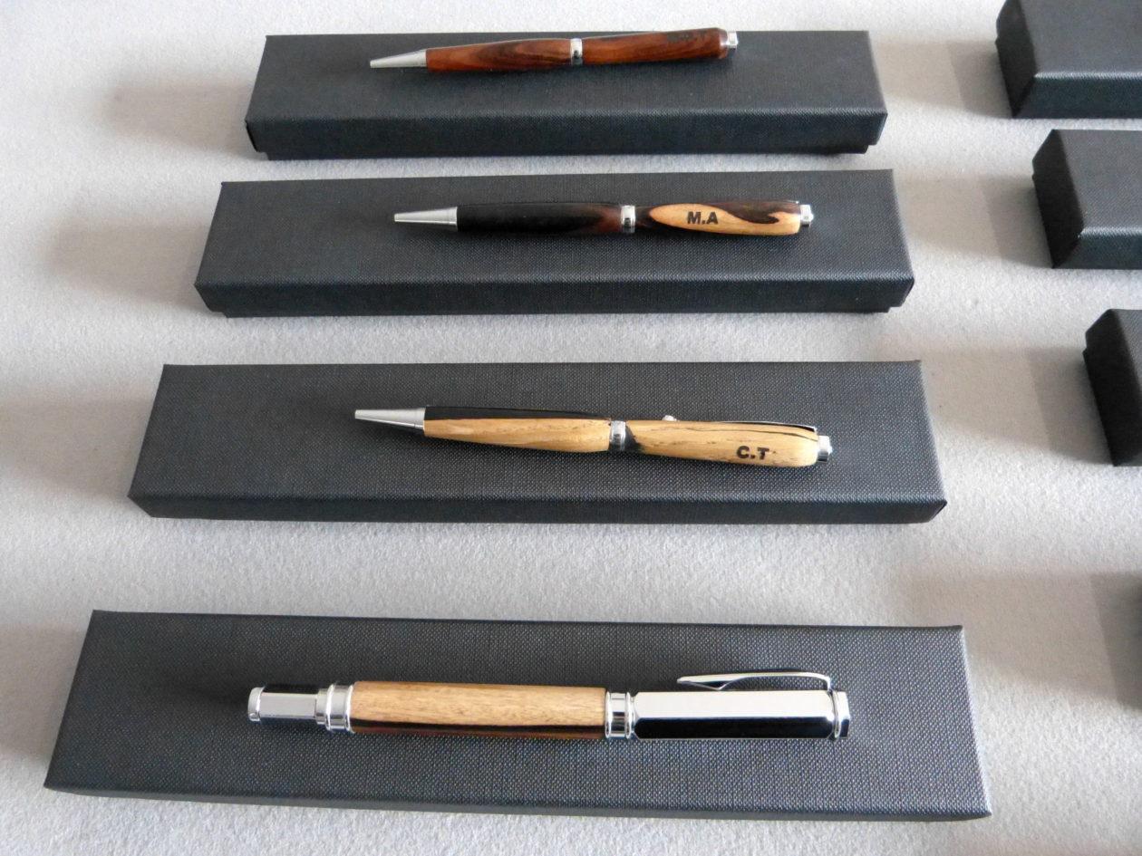 Objets en bois sur mesure